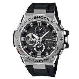 Casio GST-B100-1AER G-Shock G-Steel Bluetooth Mens Solar Watch