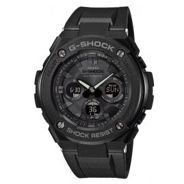 Casio GST-W300G-1A1ER G-Shock G-Steel Solar Radio-Controlled Mens Watch