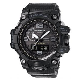 Casio GWG-1000-1A1ER G-Shock Solar RC Watch Mudmaster