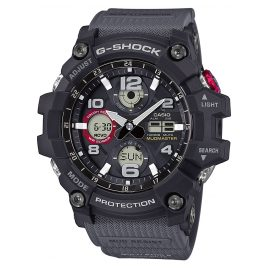 Casio GWG-100-1A8ER G-Shock Mudmaster RC Solar Watch