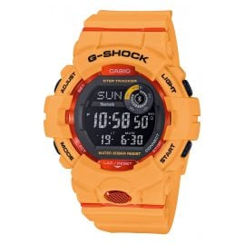Casio GBD-800-4ER G-Shock G-Squad Bluetooth Digital Watch with Step Tracker