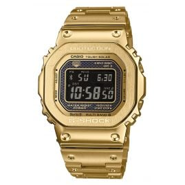 Casio GMW-B5000GD-9ER G-Shock Radio-Controlled Solar Mens Watch