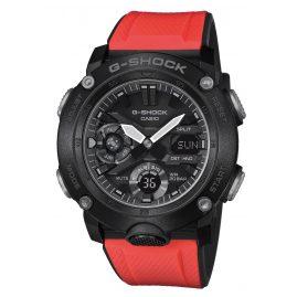 Casio GA-2000E-4ER G-Shock Herrenuhr mit 2 Wechselbändern