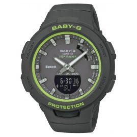 Casio BSA-B100SC-1AER Baby-G Damen-Armbanduhr mit Schrittzähler