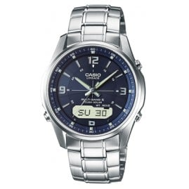 Casio LCW-M100DSE-2AER Gents Solar Radio Watch