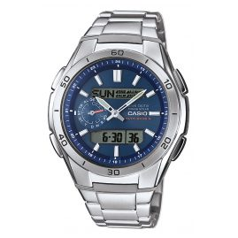 Casio WVA-M650D-2AER Solar Radio-Controlled Mens Watch