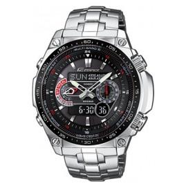 Casio ECW-M300EDB-1AER Edifice AnaDigi Radio Solar Watch