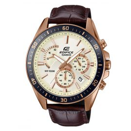 Casio EFR-552GL-7AVUEF Edifice Herrenuhr Chronograph