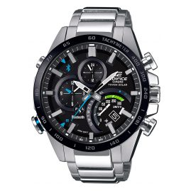 Casio EQB-501XDB-1AMER Edifice Bluetooth Solar Chronograph