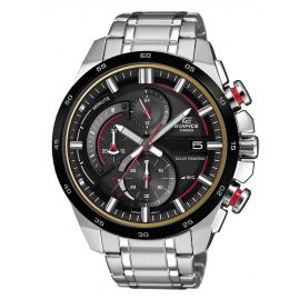 Casio EQS-600DB-1A4UEF Edifice Solar Mens Chronograph