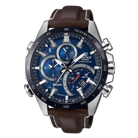 Casio EQB-501XBL-2AER Edifice Bluetooth Solar-Chronograph Herrenuhr