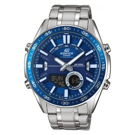 Casio EFV-C100D-2AVEF Edifice AnaDigi Men's Chronograph