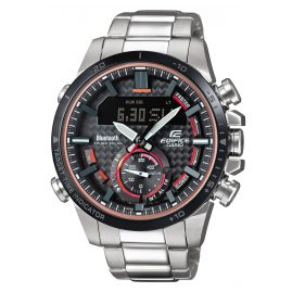 Casio ECB-800DB-1AEF Edifice Men's Chronograph Solar Watch Bluetooth