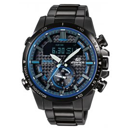 Casio ECB-800DC-1AEF Edifice Men's Chronograph Solar Watch Bluetooth