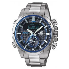 Casio ECB-800D-1AEF Edifice Men's Chronograph Solar Watch Bluetooth