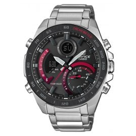 Casio ECB-900DB-1AER Edifice Solar Men´s Watch with Bluetooth