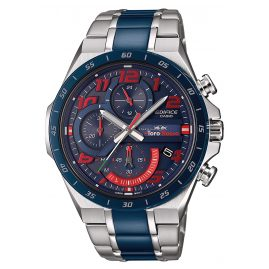 Casio EQS-920TR-2AER Edifice Scuderia Toro Rosso Men´s Solar Watch Chrono