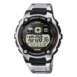 Casio AE-2000WD-1AVEF Gents Digital Watch