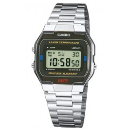 Casio A163WA-1QES Collection Digital Watch