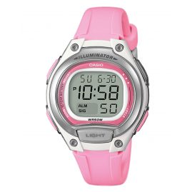 Casio LW-203-4AVEF Digital Girls Watch