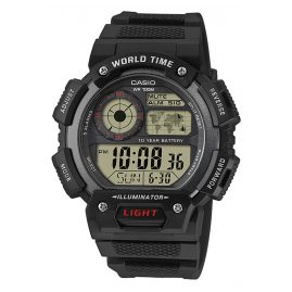 Casio AE-1400WH-1AVEF Digital Herrenuhr