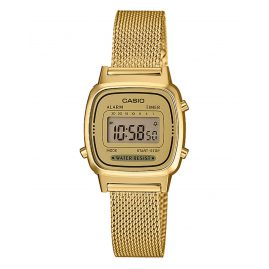 Casio LA670WEMY-9EF Retro Ladies Watch