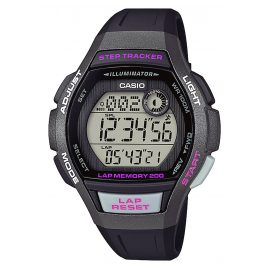Casio LWS-2000H-1AVEF Ladies Digital Watch with Step Tracker
