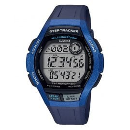 Casio WS-2000H-2AVEF Digital Mens´ Wristwatch with Step Tracker