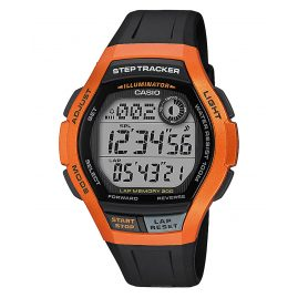 Casio WS-2000H-4AVEF Mens´ Digital Watch with Step Tracker