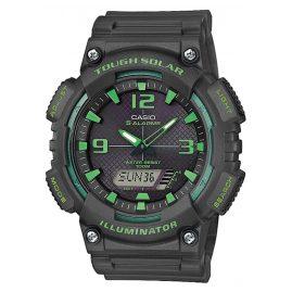 Casio AQ-S810W-8A3VEF AnaDigi Herren-Armbanduhr Solar