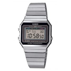 Casio A700WE-1AEF Collection Damen-Digitaluhr