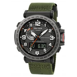 Casio PRW-6600YB-3ER Pro Trek Outdoor Solar Radio Watch Monte Tamaro
