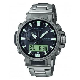 Casio PRW-60T-7AER Pro Trek Outdoor Watch Pale Rosse