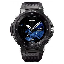 Casio WSD-F30-BKAAE Pro Trek Smart Outdoor-Uhr GPS Schwarz