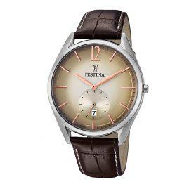 Festina F6857/2 Classic Retro Herren-Armbanduhr