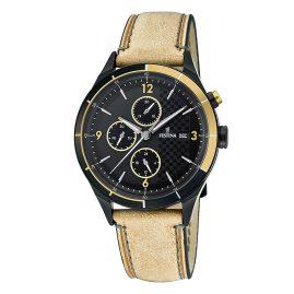 Festina F16994/1 Multifunktion Herren-Armbanduhr