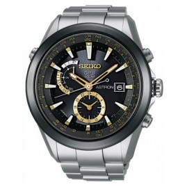 Seiko SAST005G Astron GPS Solar Mens Watch