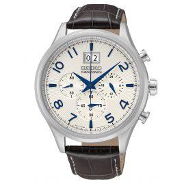 Seiko SPC155P1 Großdatum Herren-Chronograph