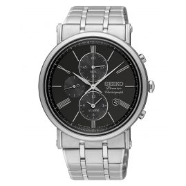 Seiko SNAF75P1 Premier Chronograph Mens Watch