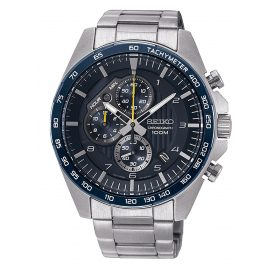 Seiko SSB321P1 Men's Wristwatch Chronograph Quartz