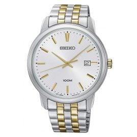 Seiko SUR263P1 Herren-Armbanduhr Quarz Bicolor