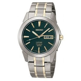 Seiko SGG735P1 Quartz Titan Gents Watch