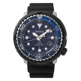 Seiko SNE518P1 Prospex Tuna Solar Herren-Taucheruhr Save the Ocean