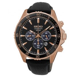 Seiko SSC448P1 Solar Men´s Watch Chronograph