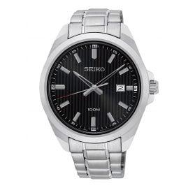 Seiko SUR277P1 Herren-Armbanduhr Quarz 10 bar Wasserdicht