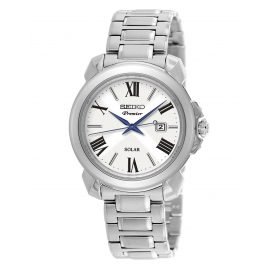 Seiko SUT321P1 Premier Solar Ladies Watch
