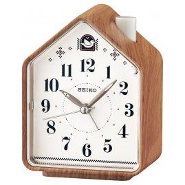 Seiko QHP005A Alarm Clock with Bird Voices