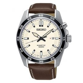 Seiko SKA787P1 Kinetic Men's Wristwatch