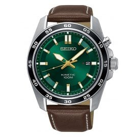 Seiko SKA791P1 Kinetic Herrenuhr