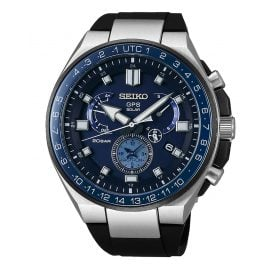 Seiko SSE167J1 Men's Watch Astron GPS Solar Executive Sports